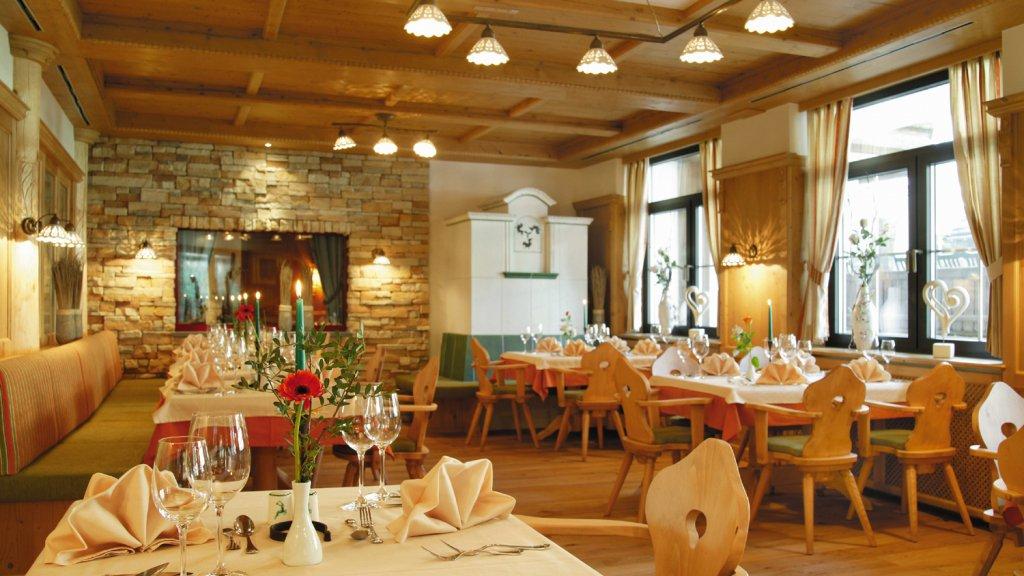 Hotel Tyrol Haldensee Restaurant